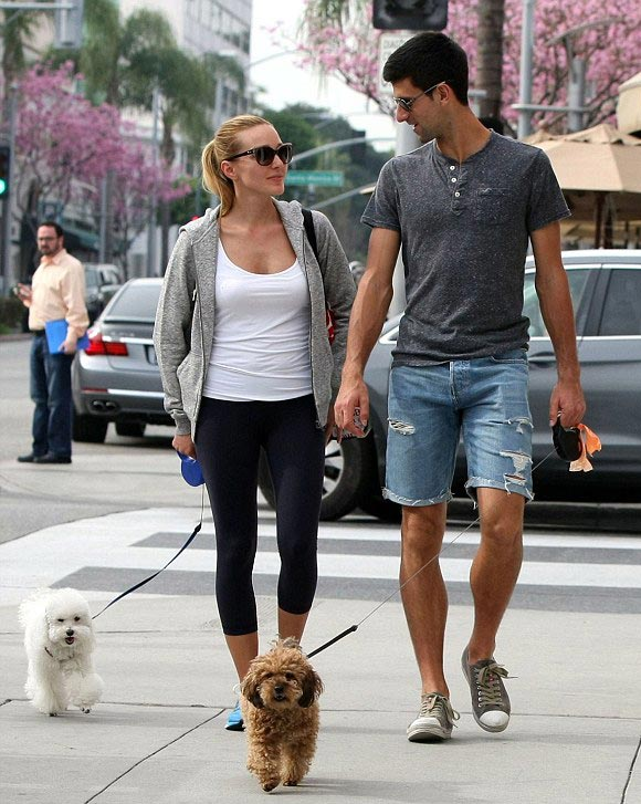 Novak-Djokovic and-wife-march-2015-02
