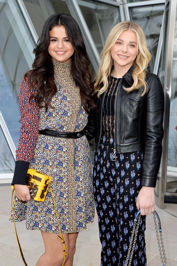 Selena-Gomez-Chloe-Moretz-Louis-Vuitton-PFW-2015