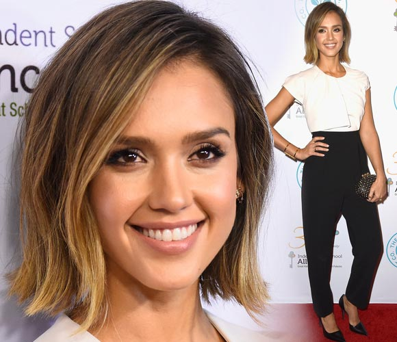 jessica-alba-New Bob-Haircut-march-2015