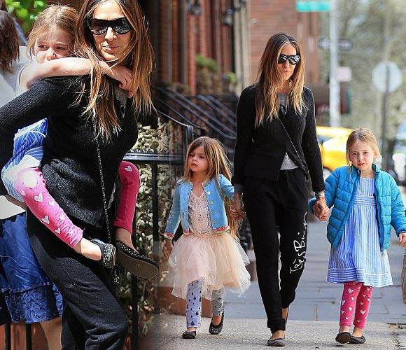 Sarah-Jessica-Parker-family-april-2015