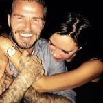 ヴィクトリア・ベッカム、41歳の誕生日に夫デビッド・ベッカムと素敵な笑顔のツーショットを披露