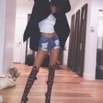 ケンダル・ジェンナー、インスタグラムに掲載した写真に約150万人がいいね!#ファッション #私服