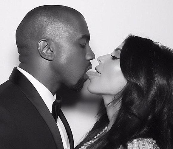 Kim-Kardashian-Kanye-West-kiss-instagram-2015