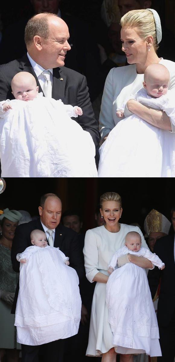 Prince-Albert-Princess-Charlene-christen-twins-2015-03