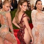 今ハリウッドでは「ほぼ裸ドレス」が流行!#メット・ガラ #MET GALA