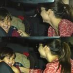 ミランダ・カー、息子フリン君が空港までお迎え#セレブ親子