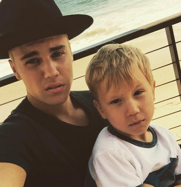 Justin-Bieber-Brother-Jaxon-instagram-2015-01