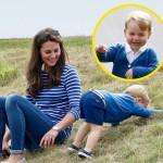 ジョージ王子&キャサリン妃、ウィリアム王子のポロ観戦!#最新