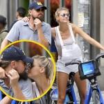 レオナルド・ディカプリオ、またもや美人モデルゲット!噂の彼女と路上キス!