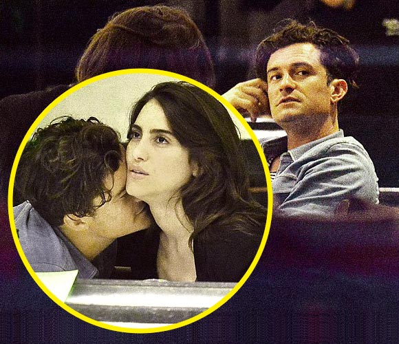 Orlando-Bloom -Luisa-Moraes-kiss-june-2015