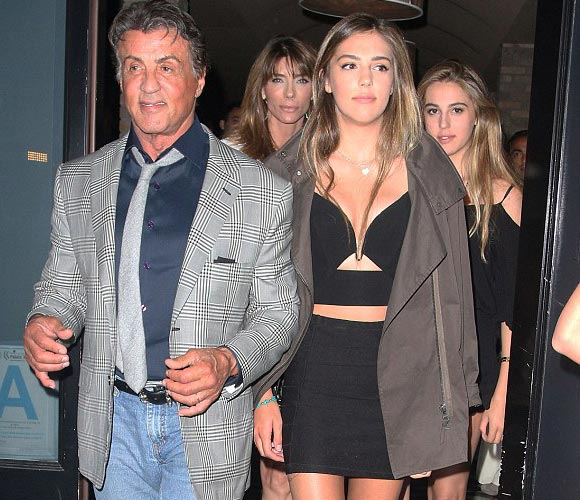 Sylvester-Stallone-daughters-june-2015