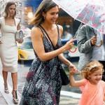 ジェシカ・アルバ、おしゃれママスタイル&オフィススタイル #私服 #ファッション
