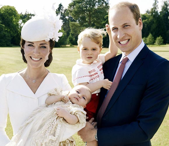 Princess-Charlotte- Christening-Prince- George-Official-Photos