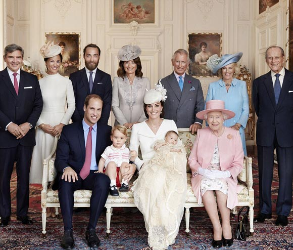 Princess-Charlotte- Christening-Prince- williams-family-Official-Photos