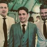 マドンナの元夫ガイ・リッチーの結婚にデビッド・ベッカムとブラッド・ピットが出席
