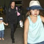4歳になったばかりのハーパー・セブン、セレブ愛しのフェドーラ帽を披露!#セレブ親子