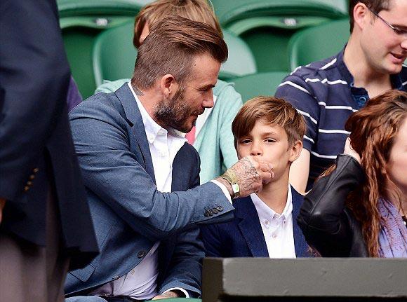 david-beckham-romeo-Wimbledon-2015-03