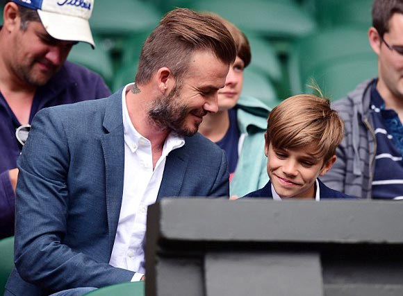 david-beckham-romeo-Wimbledon-2015-05