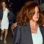 エマ・ワトソン、シック&エレガントな雰囲気でパーティーへ #私服