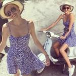 ミランダ・カー、安すぎる!約1300円のワンピースが話題に #私服 #H&M