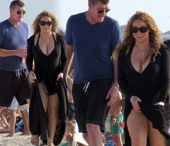 Mariah-Carey-James Packer-august-2015