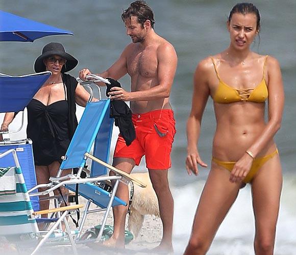 Bradley-Cooper-mother-Irina-Shayk-sep-2015-01