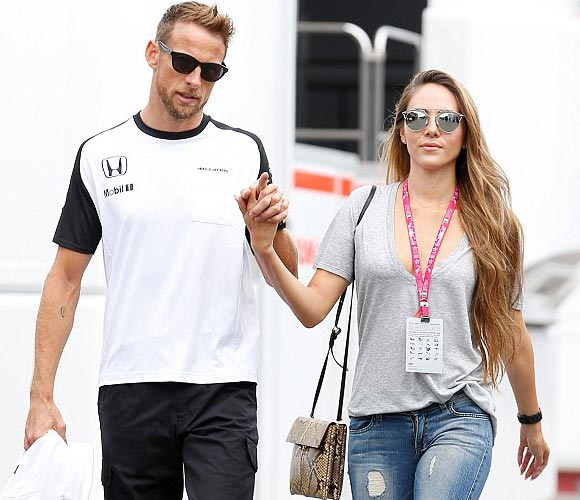 Jessica-michibata-Jenson-Button-sept-2015