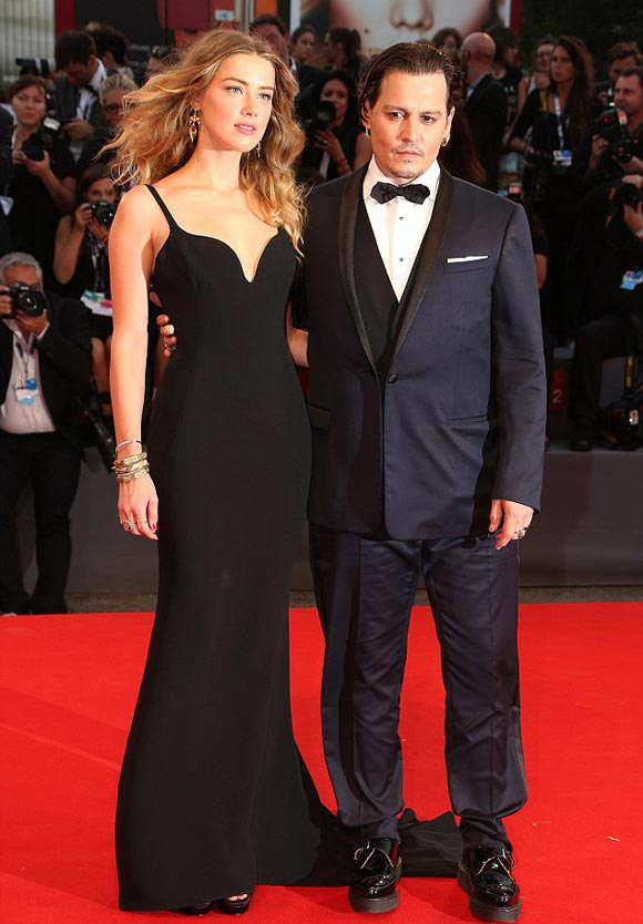 Johnny-Depp- Amber-Heard-premiere-Black Mass-2015-03