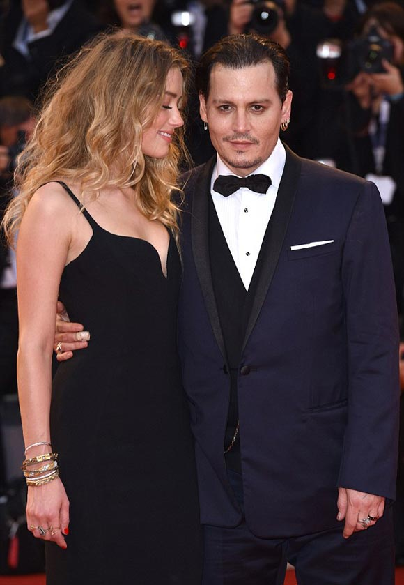 Johnny-Depp- Amber-Heard-premiere-Black Mass-2015-04