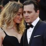 ジョニー・デップ、妻アンバー・ハードとツーショットを披露 #ベネチア映画祭