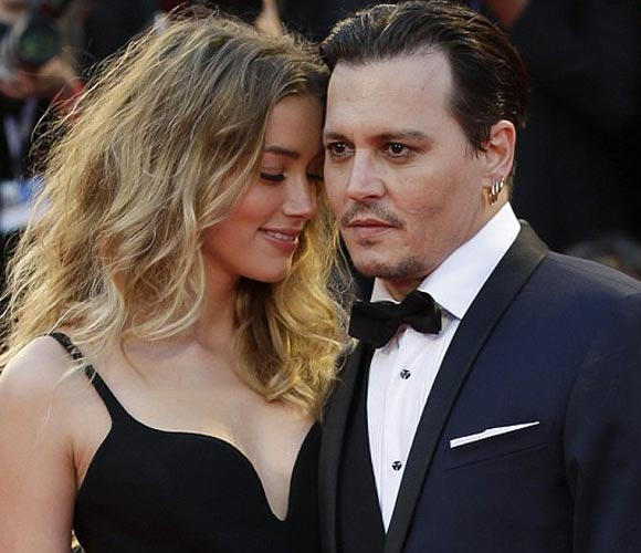 Johnny-Depp- Amber-Heard-premiere-Black Mass-2015