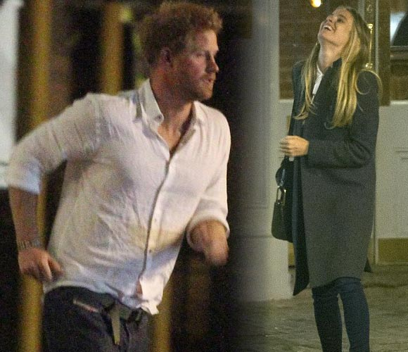 Prince Harry-31st-birthday-Cressida-Bonas-sep-2015