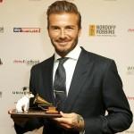 デビッド・ベッカム、レジェンド賞を受賞 #ファッション #スーツ #髪型