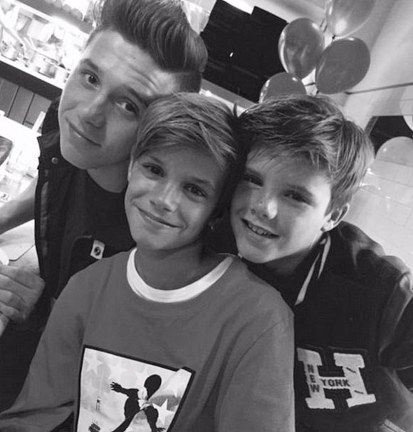 romeo-beckham-13th-birthday-2015