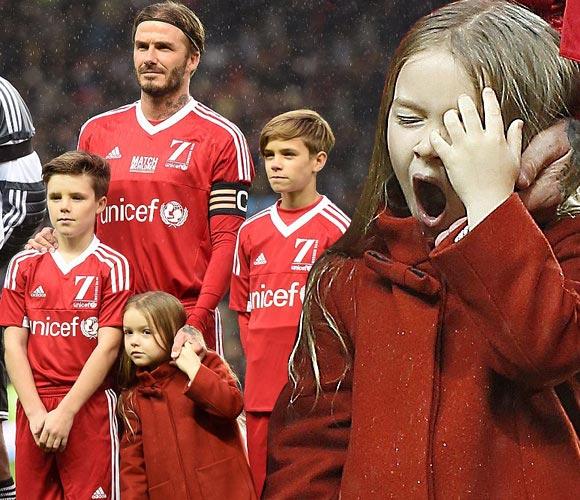 David-Beckham-Romeo-Cruz-Harper-UNICEF-charity-match-2015