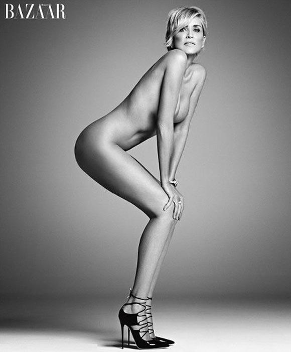 Sharon-Stone-bazaar-nude-2015