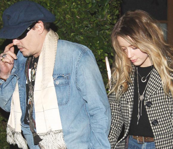 Johnny-Depp-Amber-Heard-dinner-dec-2015