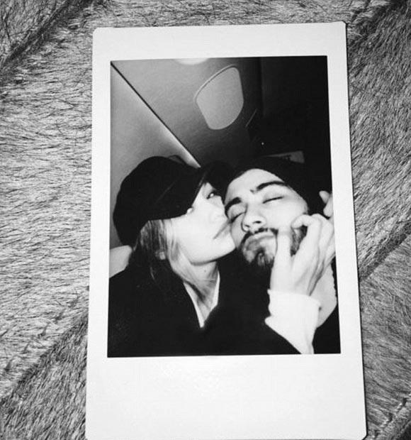 Zayn-Malik-Gigi Hadid-Instagram-dec-2015