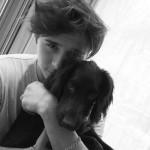 ベッカム家の愛犬、「オリーブ・ベッカム」がインスタグラムをスタート!