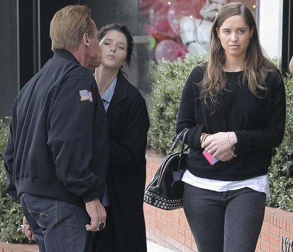 Arnold-Schwarzenegger-daughter-jan-2016