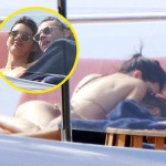 「1D」ハリー・スタイルズ、ケンダルと復縁か?ヨットでキスしたりいちゃいちゃ!
