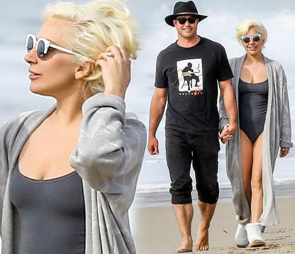 Lady-Gaga-Taylor Kinney-date-jan-2016