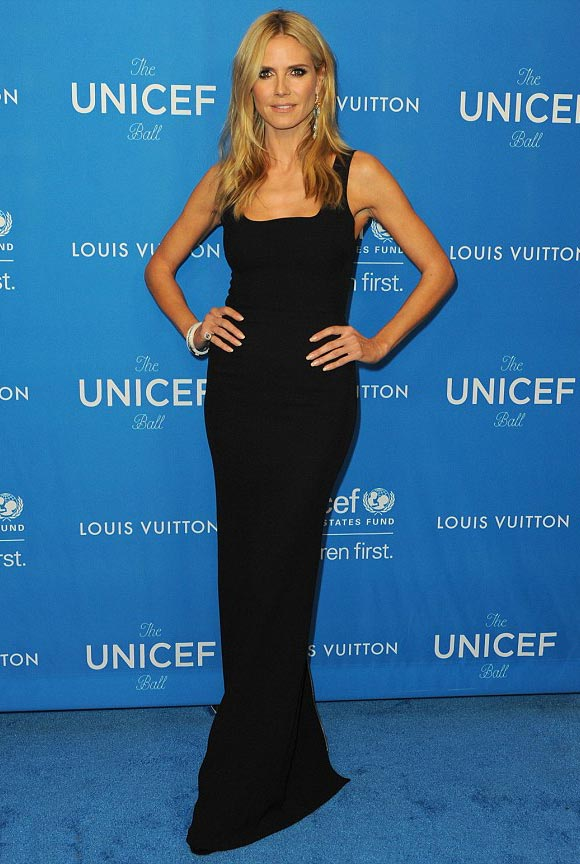 UNICEF-Ball-Heidi- Klum-2016