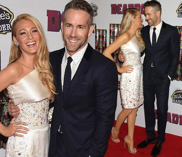 Blake-Lively-Ryan Reynolds-feb-2016