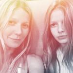 グウィネス・パルトロー、親子そっくり!娘アップルちゃんとの2ショットを公開!#インスタグラム