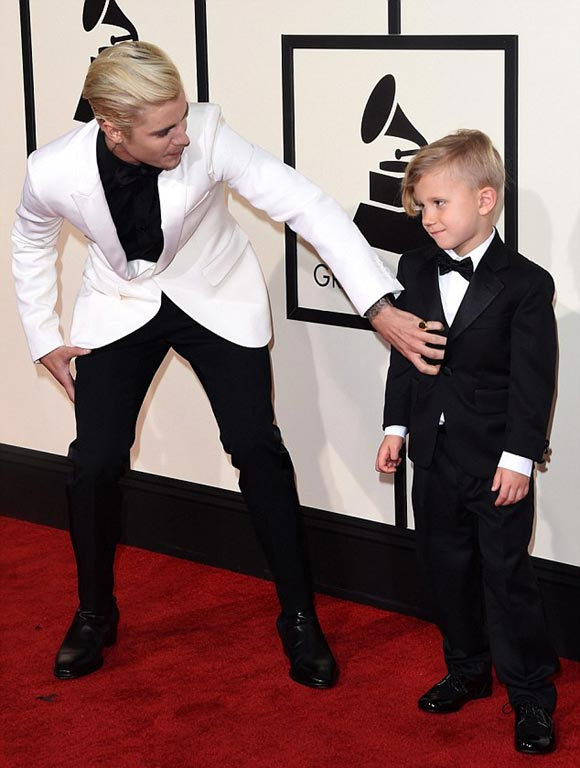 Justin-Bieber-brother-Jaxon-Grammy-Awards-2016-04