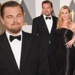 レオナルド・ディカプリオ、悲願のオスカー初受賞なるか?ケイト・ウィンスレットとレッドカーペットに登場!#アカデミー賞2016
