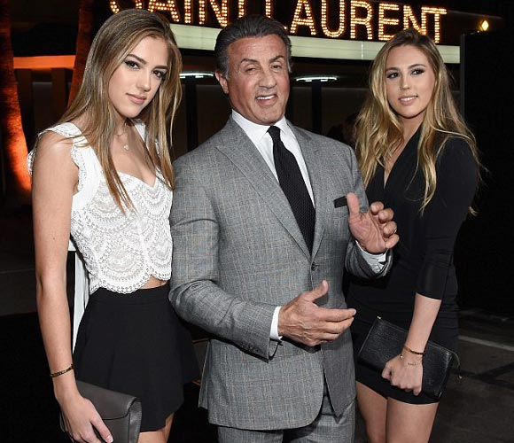 Sylvester-Stallone-daughter-SAINT-LAURENT-feb-2016