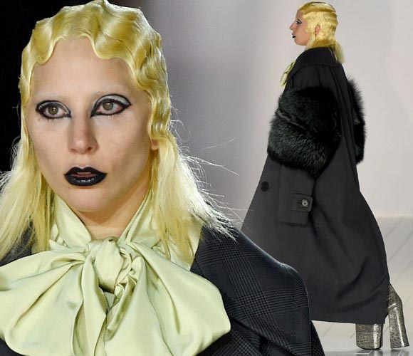 lady,gaga,Marc,Jacobs,nyfw,2016