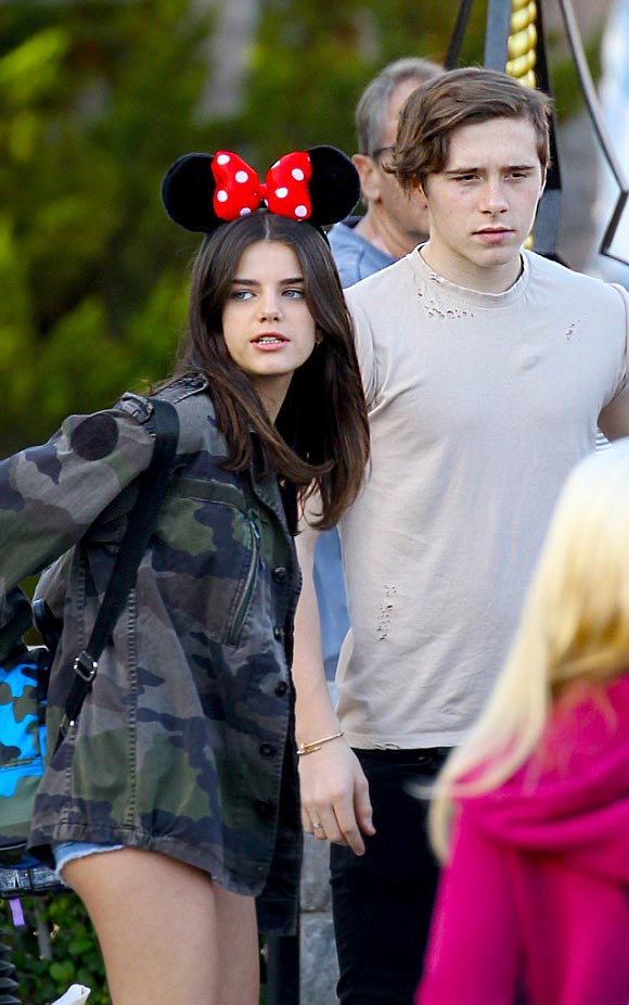 Brooklyn-Beckham-girlfriend-Sonia-Ben-Ammar-Disneyland-2016-02